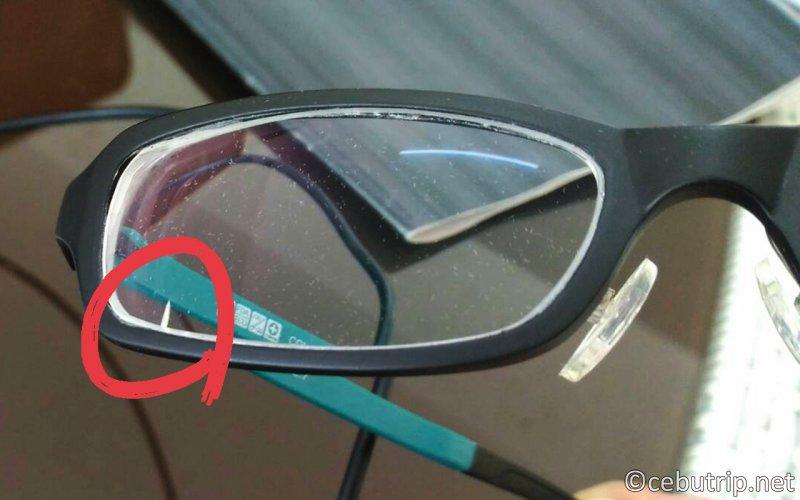 セブ島のメガネ屋さんでメガネを作るには?