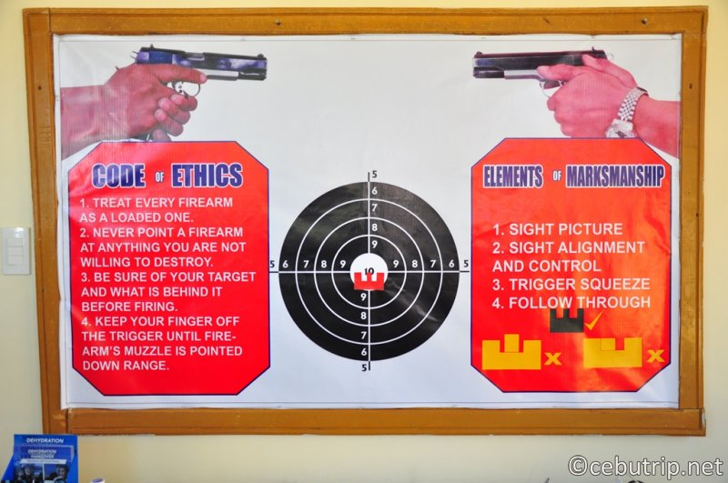 Shooting Range from Casey Gun Club :: CebuTrip