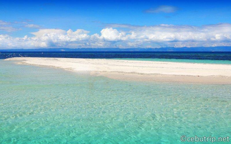 幻の島(バゴンバヌア島)上陸ツアー!!360度絶景の大パノラマが広がる美しすぎるサンドバーへアイランドホッピング