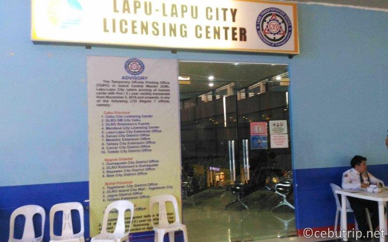 セブ島でフィリピンの現地運転免許所を更新する方法