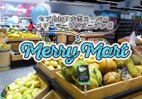 Merry Mart in Cebu! This huge supermarket has openned its first branch at Mactan Island!