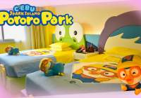 The First Pororos-inspired Rooms in the Philippines!
