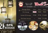 Spoil your Mind, Body & Soul in Wah Spa Marigondon!