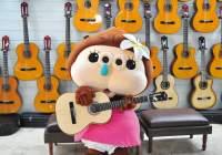 マクタン島はギターの生産地で有名!! 「アレグレギター」の工房見学