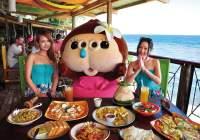 【ボホール】こだわりのオーガニックレストラン「ビーファーム」アイスクリームも大人気!