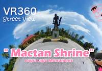 Explore Mactan Shrine in VR360 Street View!