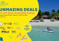 FUNMAZING DEALS 50% OFF Best Available Rates!!