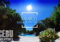 Tambuli Seaside Resort & Spa. A new resort hotel in Cebu.