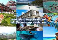 Explore the Gracious Beauty Of Cebu with Crius Tourist Transport and Travel