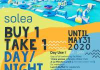 ‼‼ BUY 1 TAKE 1 SOLEA  DAY / NIGHT USE ‼‼