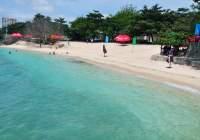 穴場!!透明度が高いマクタンのパブリックビーチ「マクタンニュータウンビーチ」