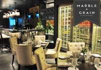 【Marble + Grain Steakhouse at bai Hotel Cebu】