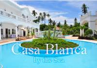 "Gracious Vacation at ""Casa Blanca by the Sea"" in Olango island!!"