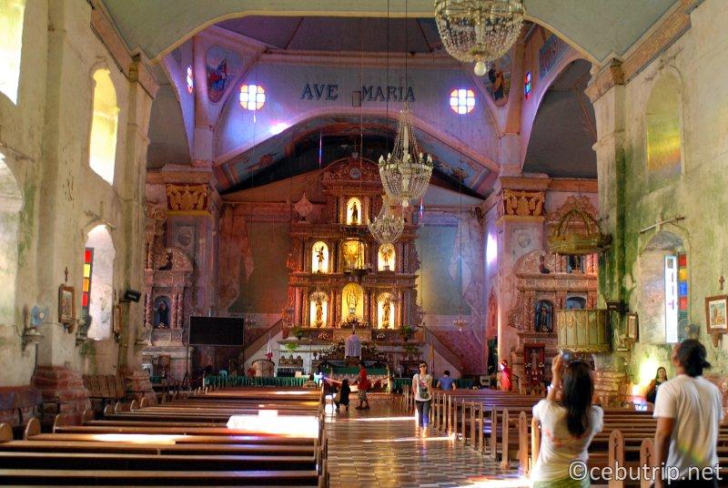 ボホール日帰りツアー(まるごと楽々パッケージ) バクラヨン教会