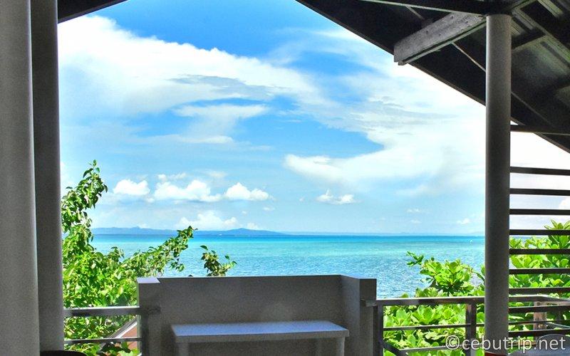 直径わずか1kmの海と自然に囲まれた「カウビアン島」に位置する「ニコラスアイランドリゾート」Caubian Island