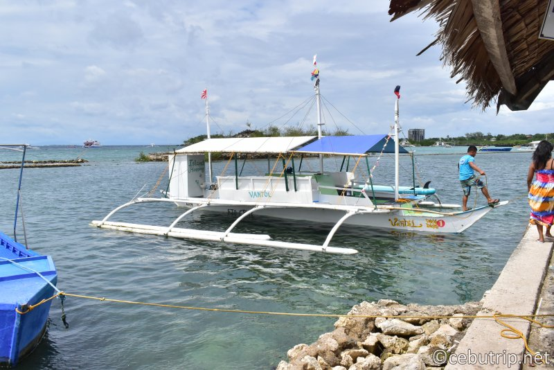 Go with CEBU WakuWaku ZIPANG! [Cheap!] Island hopping + marine activities
