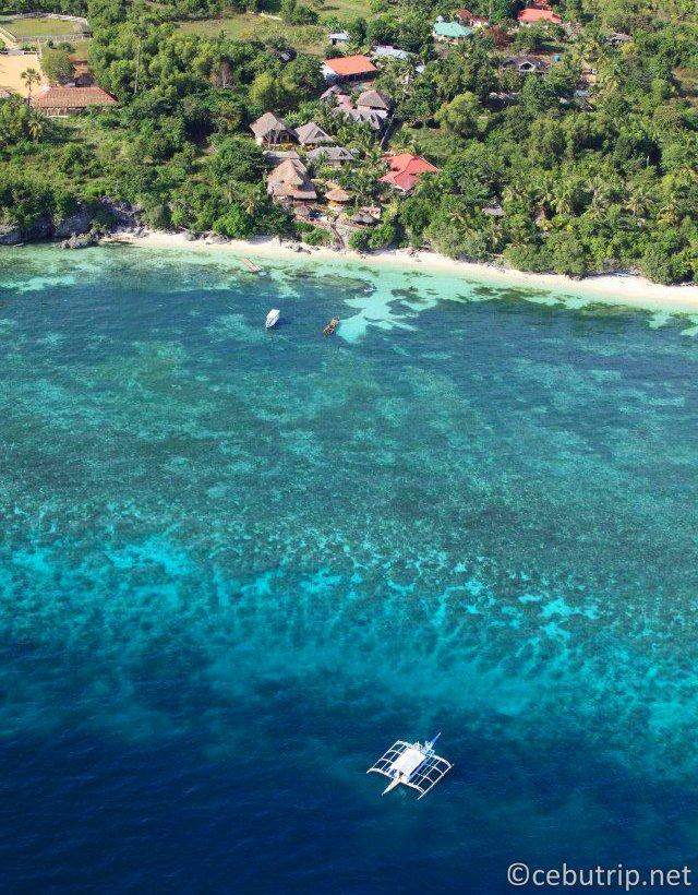 名物は「イカダダイビング」!ボホール島のダイビングリゾート『ノバ・ビーチリゾート』