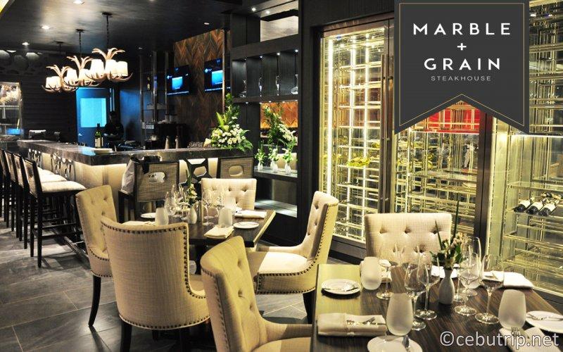 【Marble+Grain steakhouse】お得で美味しい♪新しいプロモがスタート!