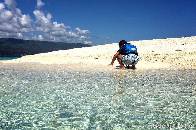 Sumilon Island(スミロン島)