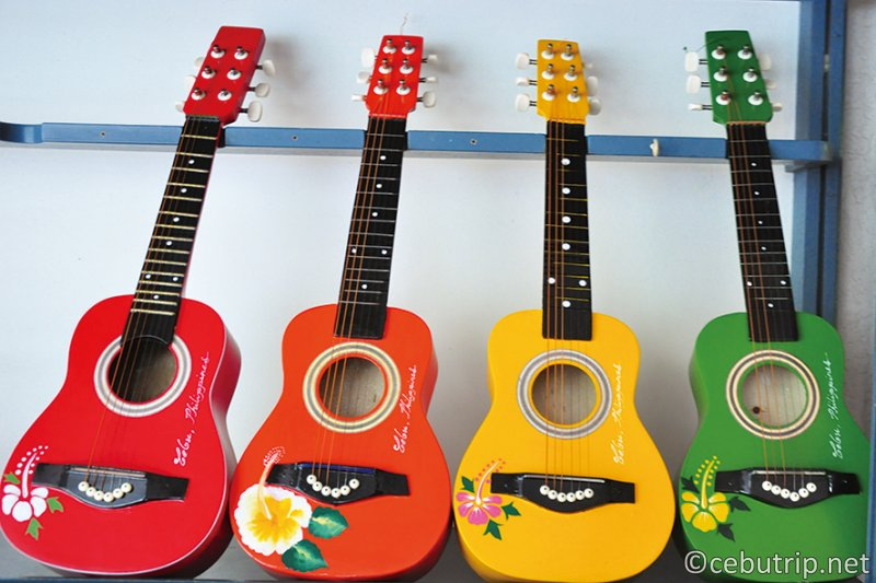 One of their famous products the Ukelele