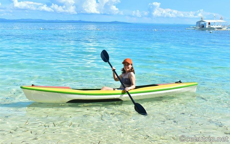 直径わずか1kmの海と自然に囲まれた「カウビアン島」に位置する「ニコラスアイランドリゾート」