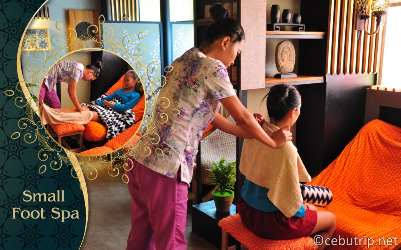 Stressed and tired? Visit the new foot massage spa in Maribago!