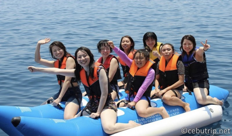 【格安】バナナボート&スピードボートで行く!!オランゴ島アイランドツアー