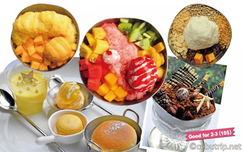セブ島の南国らしさを感じながらフィリピン料理を楽しみたいなら?ハロハロ Jパークリゾート