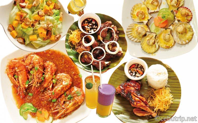 セブ島の南国らしさを感じながらフィリピン料理を楽しみたいなら?マリバゴグリル