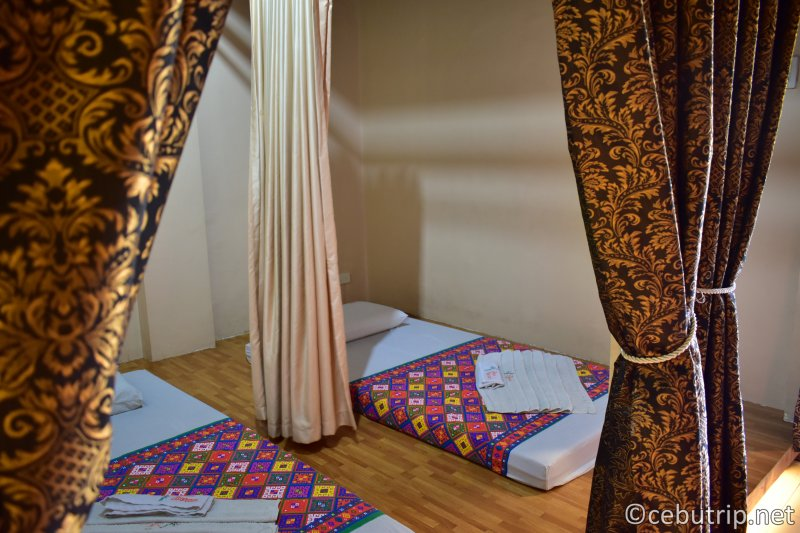 Touch the body, Calm the mind, Heal the spirit at Thai Boran Marigondon!