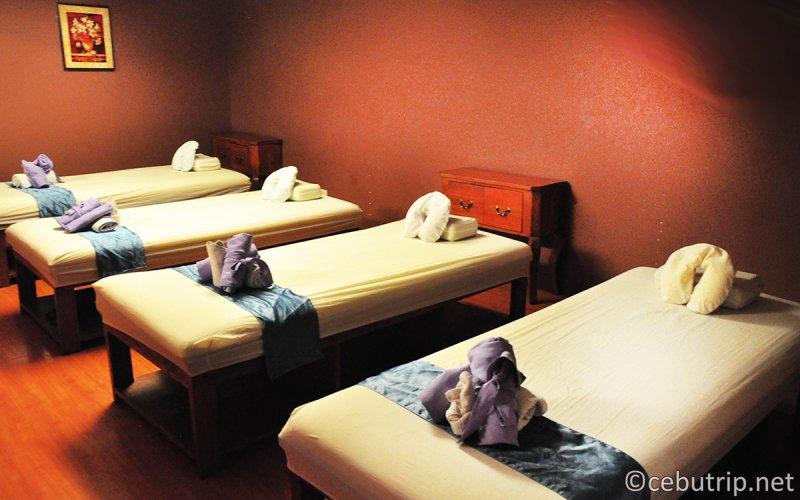 セブ・マクタン空港まで車で3分!24時間オープンで風呂、サウナ付きのベラノヴァスパマッサージ(Bella Nova Spa Massage)