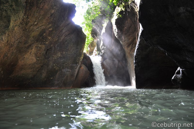 数少ないセブの温泉のひとつ『イソイ温泉(イソイ・ホットスプリング)』Esoy Hot Spring