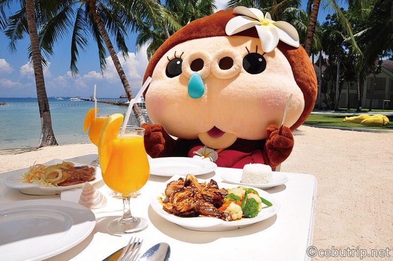 P1,000以下でビーチリゾートを1日エンジョイ!『パシフィックセブリゾート(Pacific Cebu Resort)』デイユース