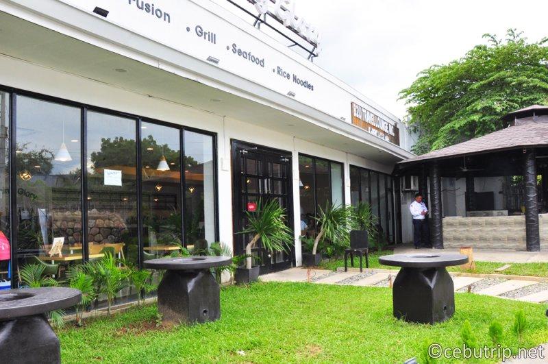 セブ島の南国らしさを感じながらフィリピン料理を楽しみたいなら?モーニンググローリー