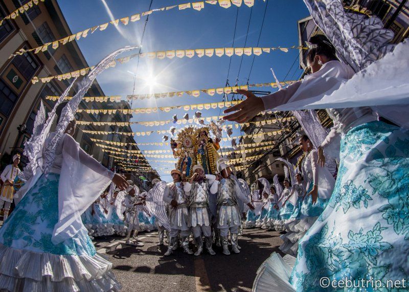 シヌログ祭(Sinulog Festival)