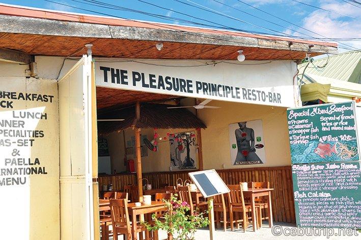 モアルボアル オススメレストラン THE PLEASURE PRINCIPLE RESTO-BAR
