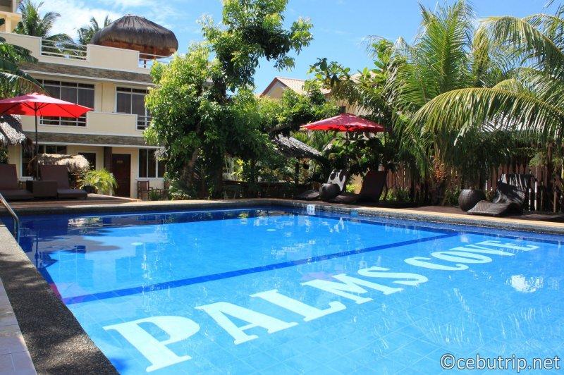 プライベートヴィラを含む わずか8部屋だけの隠れ家的リゾート『パームズ コーブ リゾート (Palms Cove Resort)