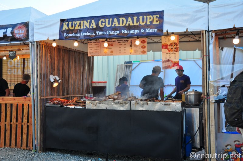 人気の週末屋台村がマクタン島・ラプラプにもオープン!SUGBO MERCADO LAPU-LAPU