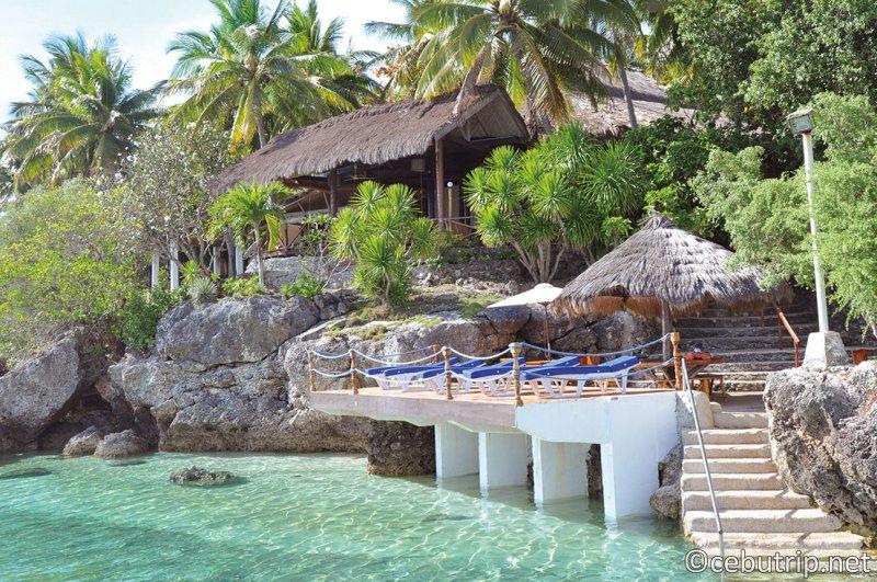 モアルボアル サンパギータリゾートSampaguita Resort