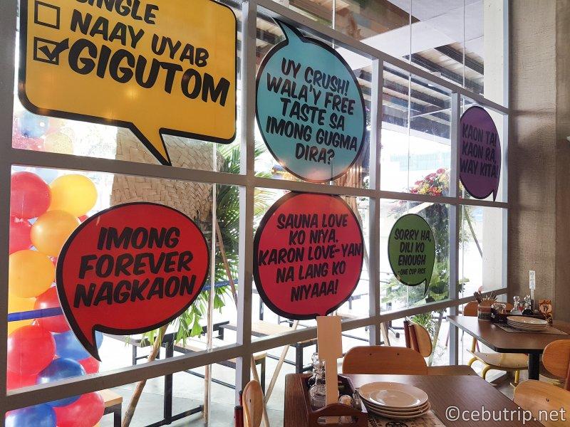 Kick-start Your Food Journey with Bigby's & Boy Zugba Restaurant!