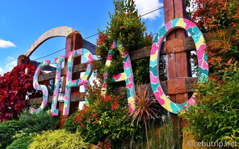 セブで人気のローカルスポット「シラオガーデン( Sirao Pictorial Garden)」