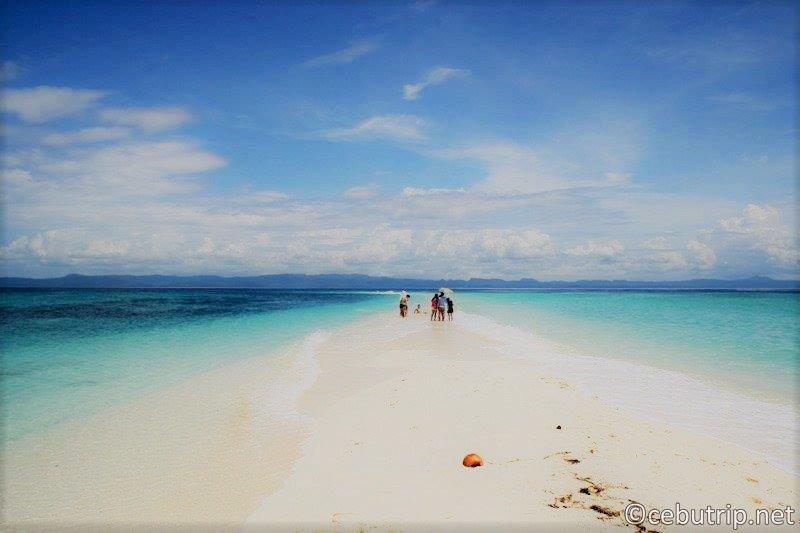 幻の楽園「カランガマン島」