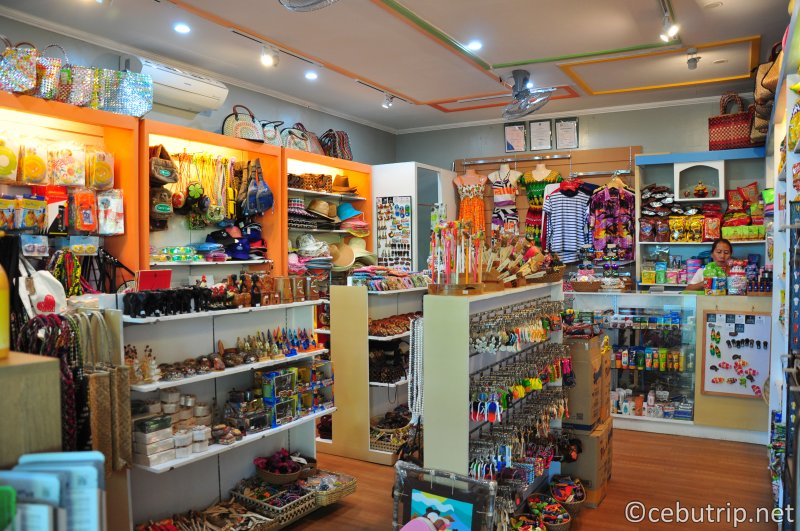 solea-resort-mactan-souvenir-shop-local-products-delicacies