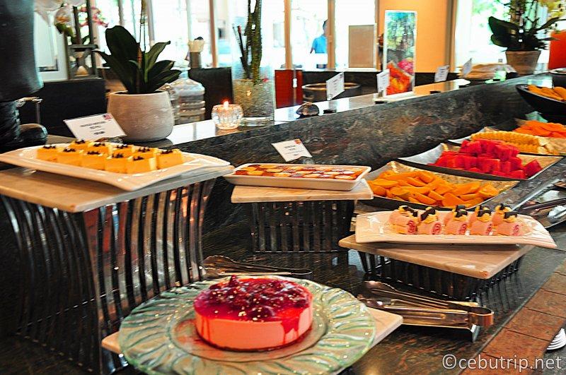 セブのJパークアイランドリゾート&ウォーターパークの種類豊富でおいしいビュッフェ!