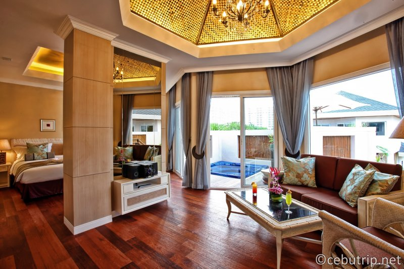 [Cebu Mactan Island tourist must see! ] Introducing the suites of popular hotels
