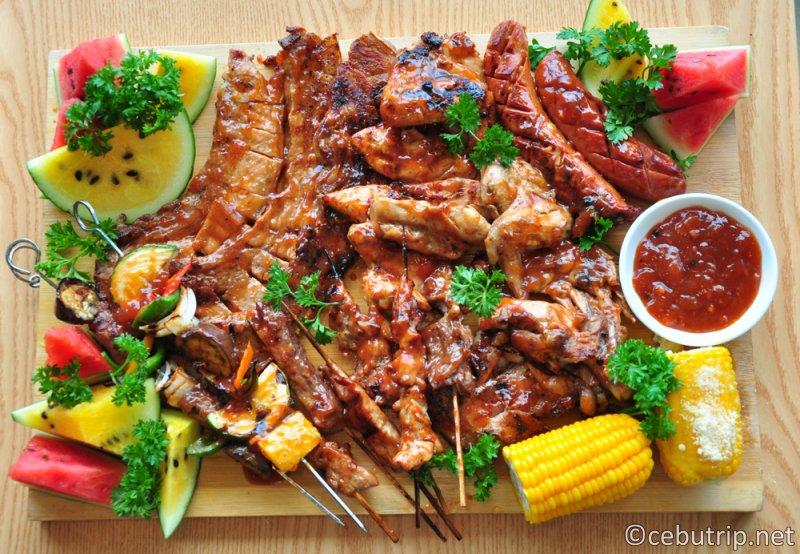 セブ島の南国らしさを感じながらフィリピン料理を楽しみたいなら?BBQ