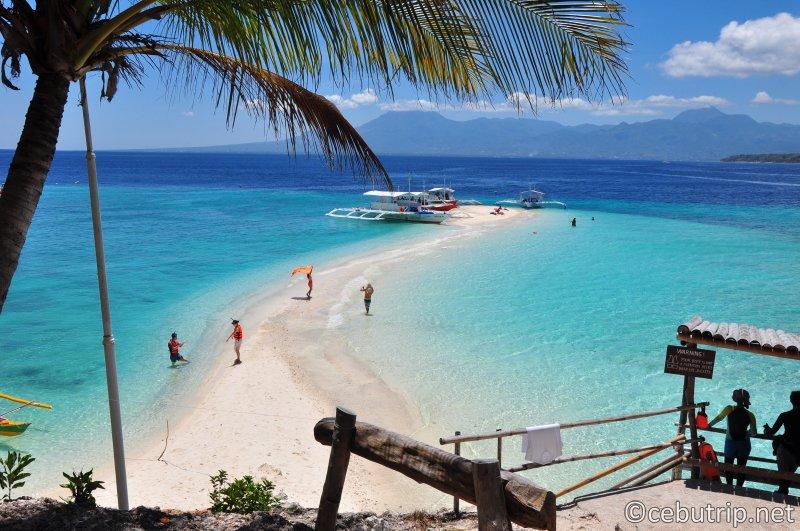 【2018年版】セブ島から日帰りで行ける人気の離島7選 スミロン島