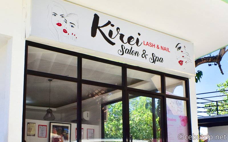 Kirei Lash and Nail Salon Spa  with All Japanese proudts!