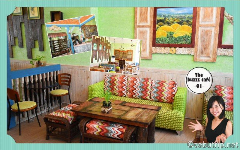 【ヘルシーレストラン!】フィリピン・セブ島で楽しめるオーガニック&ヴィーガン料理!The buzzz Café