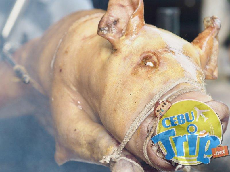 絶品!! 大豚の丸焼き
